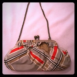 Small Purse Clutch with Chain